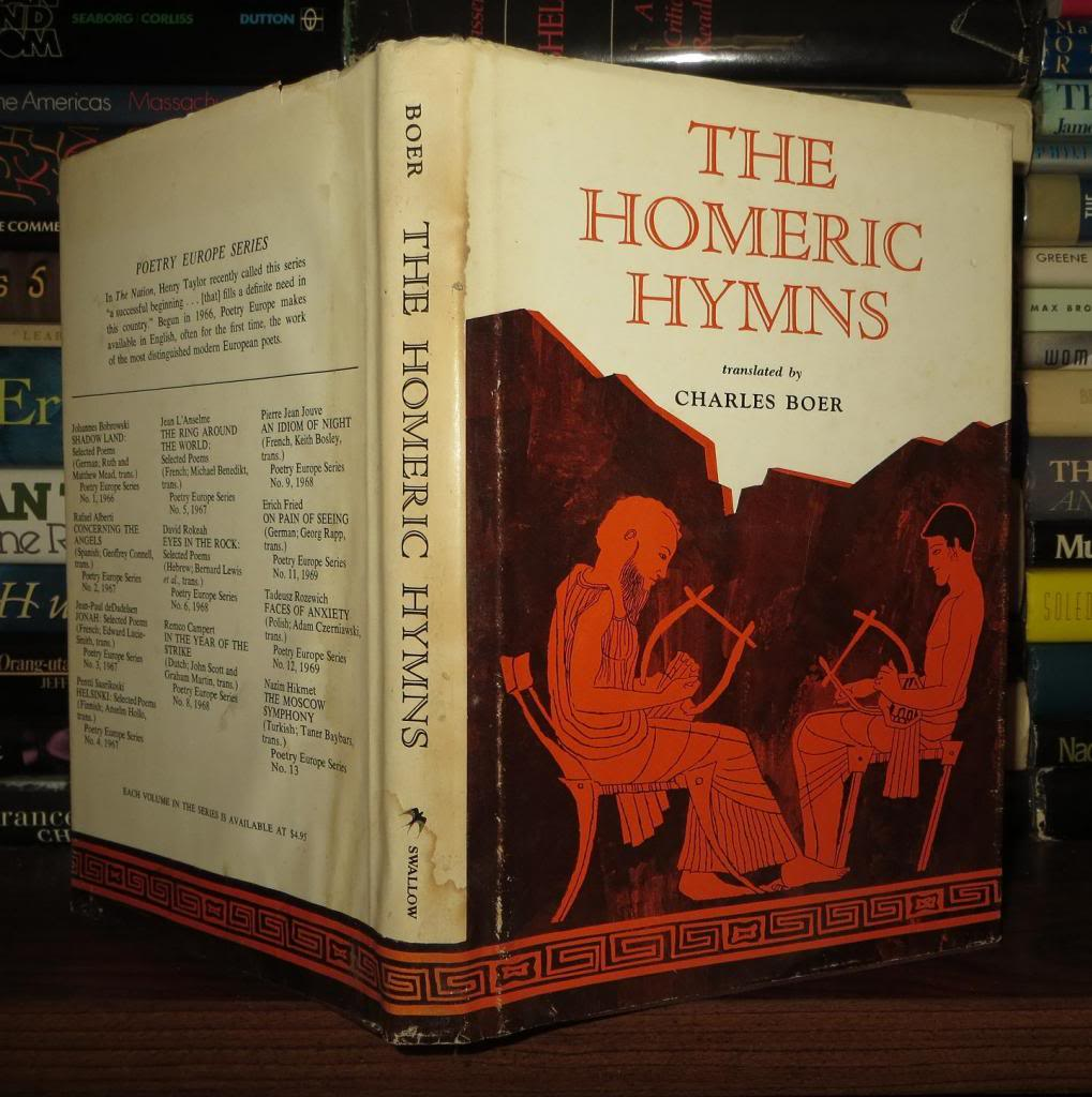 the homeric hymns interpretive essays The homeric hymns: interpretative ways (h) interpretative essays oup uk this is the first collection of scholarly essays on the homeric hymns.